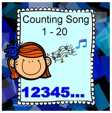 Counting Song PNG
