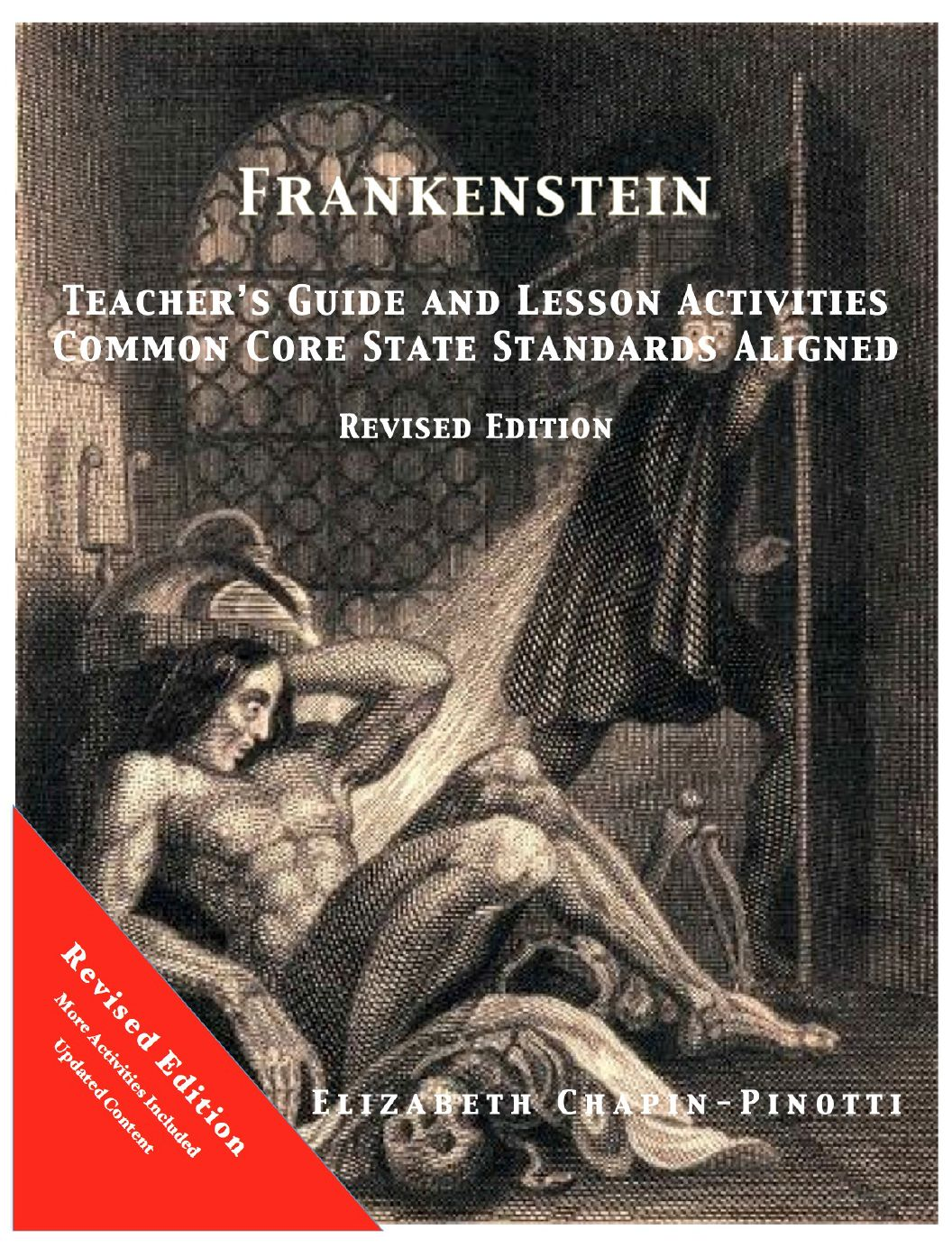 the lessons in the novel frankenstein by mary shelley The machine would accomplish this by storing previous lessons  through those times shelley wrote the novel frankenstein  frankenstein by mary shelley is.