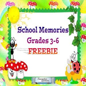 School Memories 8X8 Cover