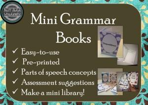 mini grammar nouns Cover