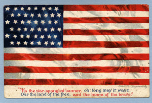 American Flag for July 4th