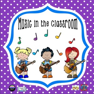 Music in the classroom 8x8 cover
