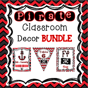 Pirate Theme Bundle