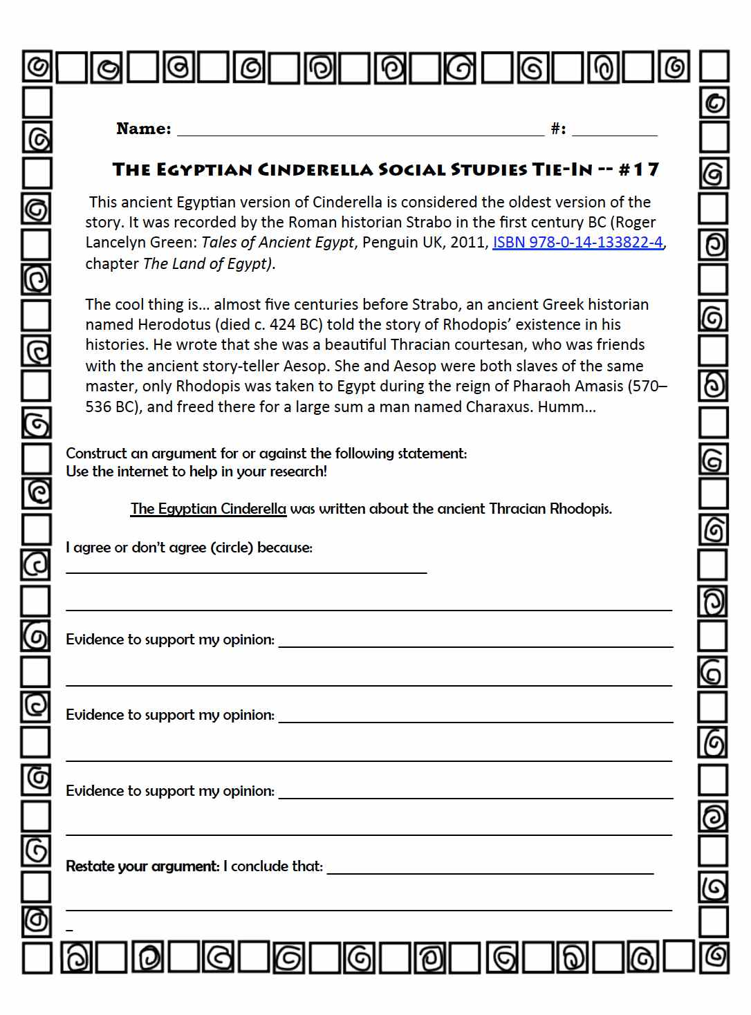 Intermediate 2 history extended essay
