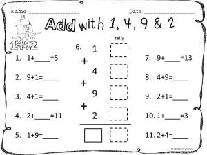 Columbus Day Math and Word Fun – The Best of Teacher Entrepreneurs ...
