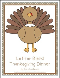 thanksgiving letter blend