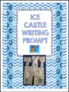 ice castle writing