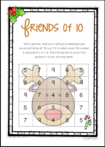 xmas friends of 10