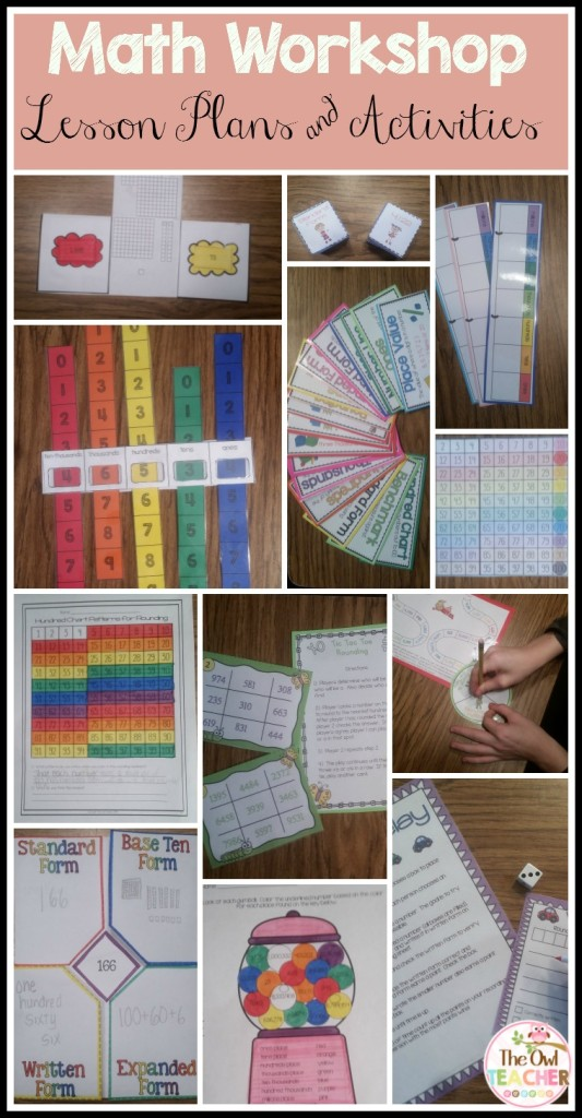 Math Workshop Guided Math
