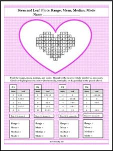 heart plot puzzle