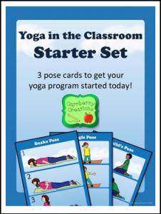 yoga starter pack