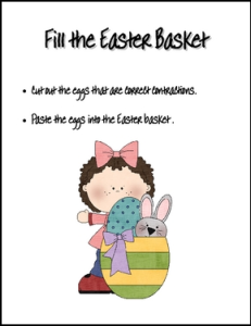 easter contractions