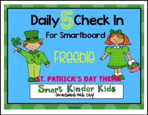 patsday smartboard