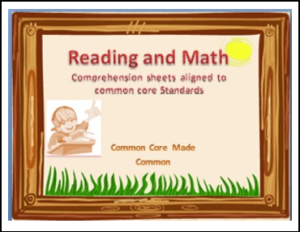 Common Core made Common