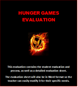 hunger games evaluation