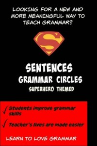 sentences grammar circle