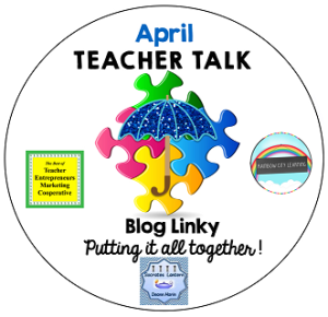 April Teacher Talk Word Press