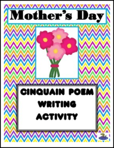 Mother's Day Free - Cinquain Poem