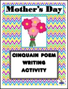 Mother's Day Free - Cinquain Poem
