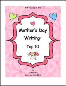 Mother's Day Writing Top 10