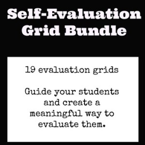Self evaluation grid bundle
