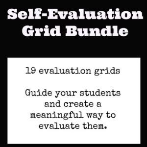 Self evaluation grid bundle