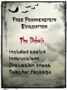 frankenstein debate