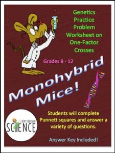 Monohybrid Mice