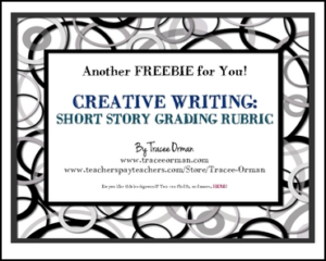 Short Story Rubric Creative Writing