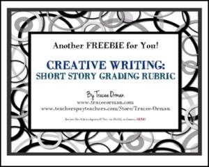 Short Story Rubric Creative Writing