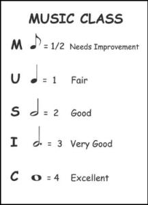 Music Class Management Tool