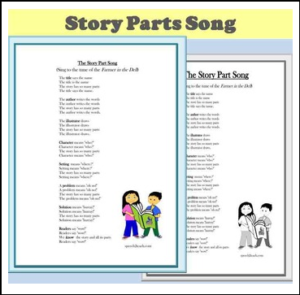 Story Parts Song