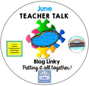 Teacher Talk June