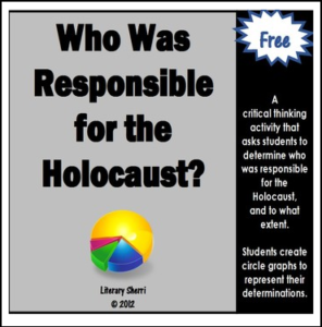 The Holocaust Who Was Responsible