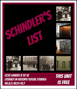 Holocaust-WW II-Schindler's List