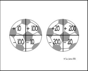 Mental Math Practice