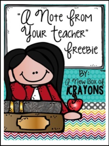 a-note-from-your-teacher