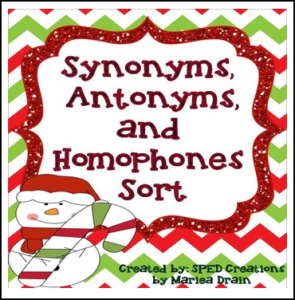 synonyms-antonyms-and-homophones-sort