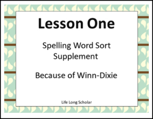 spelling-word-sort-lesson-1