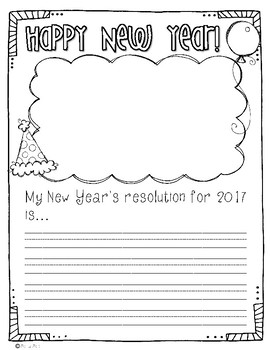 new years resolution writing paper Discuss a new year's resolution that you actually kept (or wish you had) custom essay provides its customers with high-quality writing help 24 hours a day and 7 days a week we are proud to provide professional, original and authentic services to hundreds of customers from 55 countries of the world.