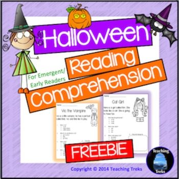 Free Language Arts Lesson Halloween Reading Free The Best Of Teacher Entrepreneurs Marketing Cooperative
