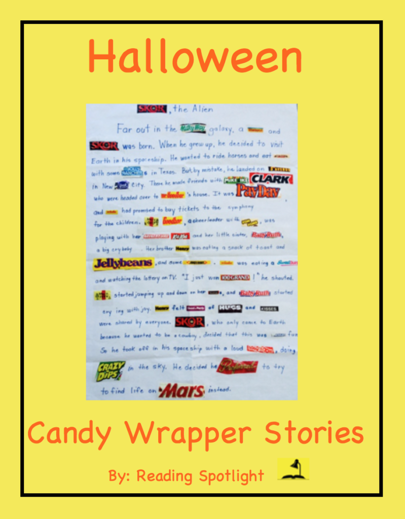 A new use for candy wrappers